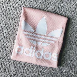 adidas Tops - Adidas Pink Crop Tank Top